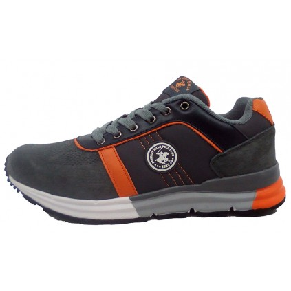 BEVERLY HILSS POLO CLUB PC213/GREY/40-45